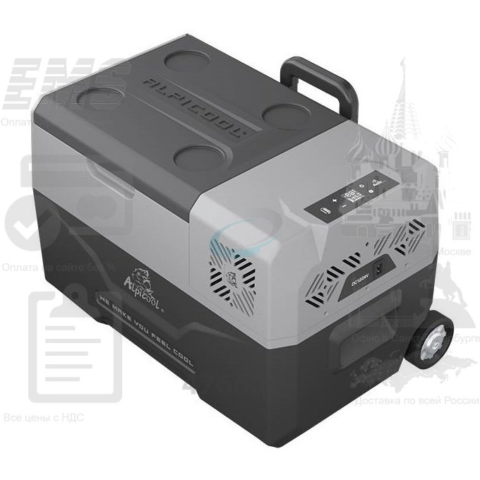 Alpicool CX30-S (30L) + батарея