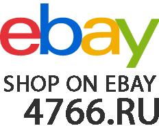 Shop on eBay 4766.ru